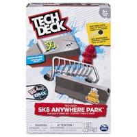 Tech Deck: Street Course - Fun Box N' Grind