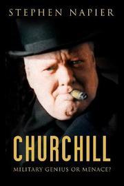 Churchill by Stephen Napier
