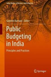 Public Budgeting in India image