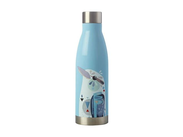 Maxwell & Williams: Pete Cromer Double Wall Insulated Bottle - Kookaburra (500ml)