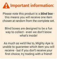 Na! Na! Na! Surprise: 2-in-1 Fashion Doll - Blind Box image