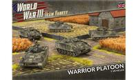 Team Yankee: Warrior Platoon (x5 Plastic)