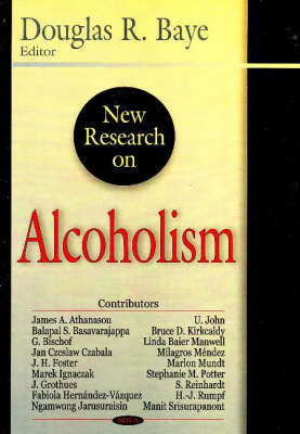 New Research on Alcoholism image