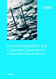 Financial Institutions and Corporate Governance by John Holland