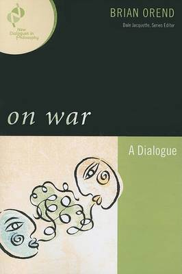 On War by Brian Orend image