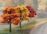 Woodland Scenics Fall Deciduous Trees (14 pack)