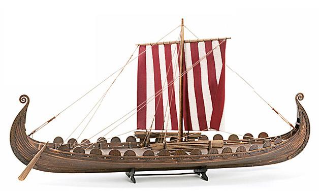 Billing Boats Oseberg Special 1/25 Model Kit