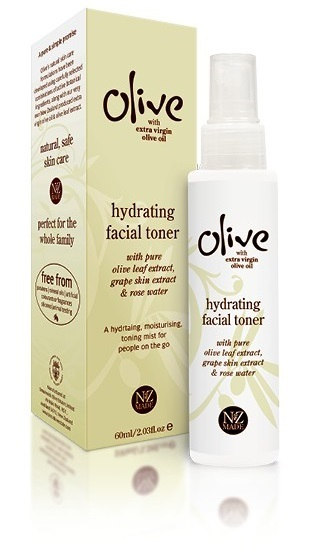 Olive Hydrating Facial Toner (60ml) image