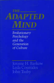The Adapted Mind image