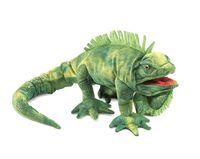 Folkmanis Hand Puppet - Iguana