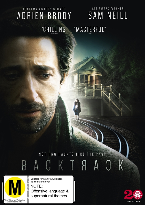 Backtrack on DVD