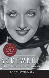 Screwball by Larry Swindell