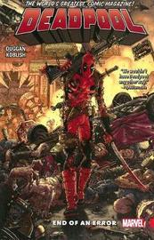 Deadpool: World's Greatest Vol. 2 - End Of An Error by Gerry Duggan
