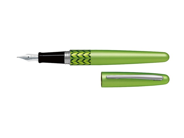 Pilot MR3 Retro Pop Fountain Pen - Light Green