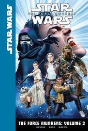 Star Wars the Force Awakens 2 by Chuck Wendig
