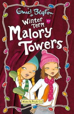 Winter Term at Malory Towers by Pamela Cox image