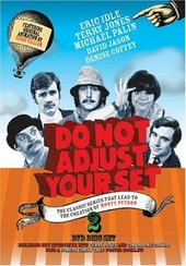 Do Not Adjust Your Set (2 Disc) on DVD
