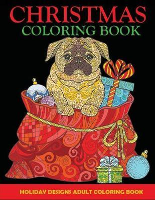 Christmas Coloring Book by Creative Coloring
