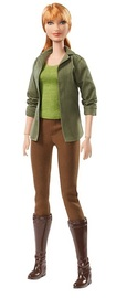 Barbie: Jurassic World - Claire Doll