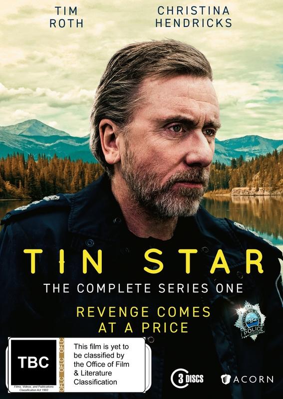 Tin Star - Complete Season 1 on DVD