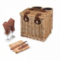 Vino Wine Lover's Picnic Basket - Adeline
