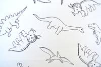 Brolly Sheets: Dinosaur - Single image
