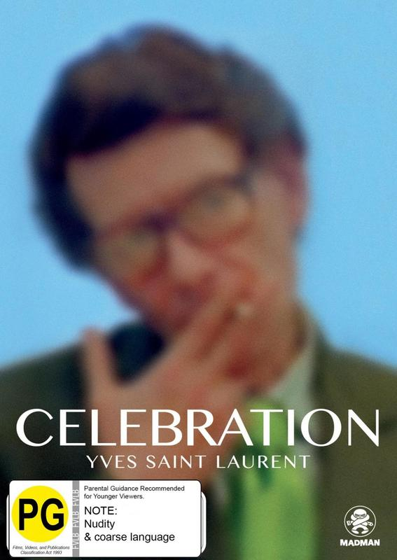 Celebration: Yves Saint Laurent on DVD
