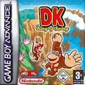 DK: King of Swing for Game Boy Advance
