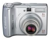 Canon Camera Powershot A550 (7.1MP)