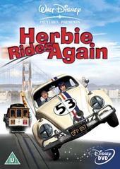 Herbie Rides Again (1974) on DVD