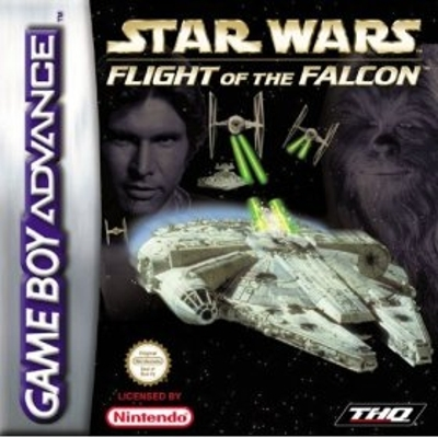 Star Wars: Flight of the Falcon for Game Boy Advance