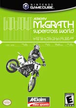 Jeremy McGraths Supercross World for GameCube