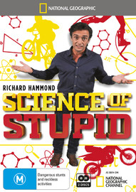 National Geographic: The Science Of Stupid on DVD