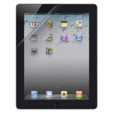 Belkin - Transparent Screen Protector for iPad 2 or later - 2 Pack