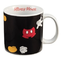 Disney: Mickey Mouse - Heat-Reactive Ceramic Mug