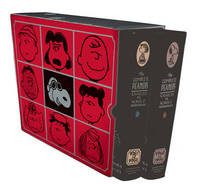 The Complete Peanuts 1967-1970 Set by Charles M Schulz