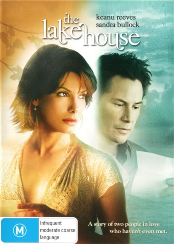 The Lake House on DVD