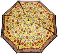 Sourpuss Pizza Party Umbrella