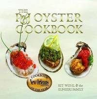 P&j Oyster Cookbook by Kit Wohl image
