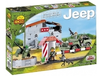 Cobi: Small Army - Jeep Willys in Headquarters