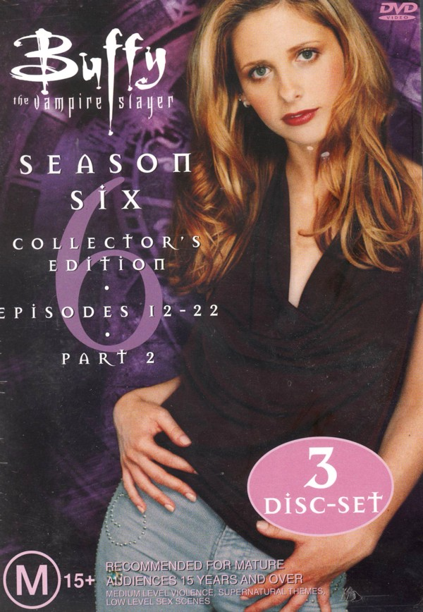 Buffy The Vampire Slayer Season 6 Vol 2 Collection on DVD image
