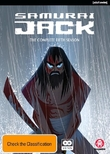 Samurai Jack - Season 5 on DVD