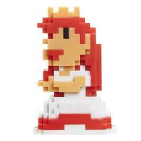 "Nintendo World: 2.5"" Character Figure - 8-Bit Peach"