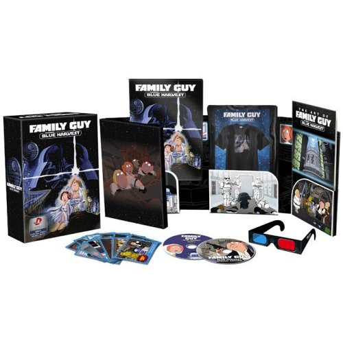 Family Guy Presents Blue Harvest - Limited Edition (Box Set) on DVD image