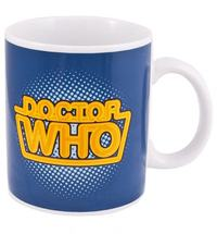 Doctor Who Mug - Logo image