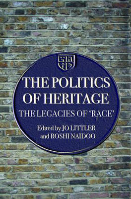 The Politics of Heritage image