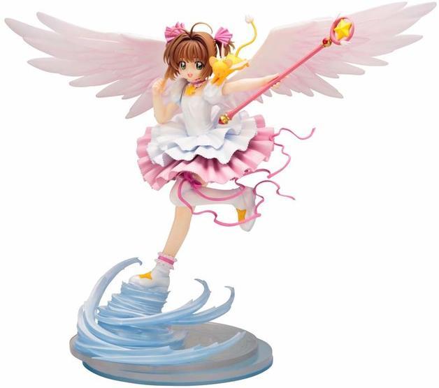 Kotobukiya Artfx J Cardcaptor Sakura Sakura Kinomoto 1//7 Complet Figurine