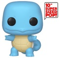 "Pokemon: Squirtle – 10"" Super Sized Pop! Vinyl Figure"