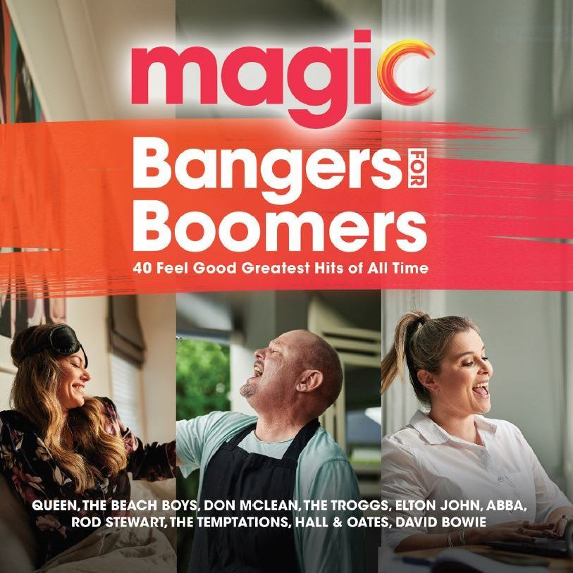 Bangers For Boomers image
