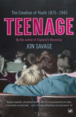 Teenage by Jon Savage image